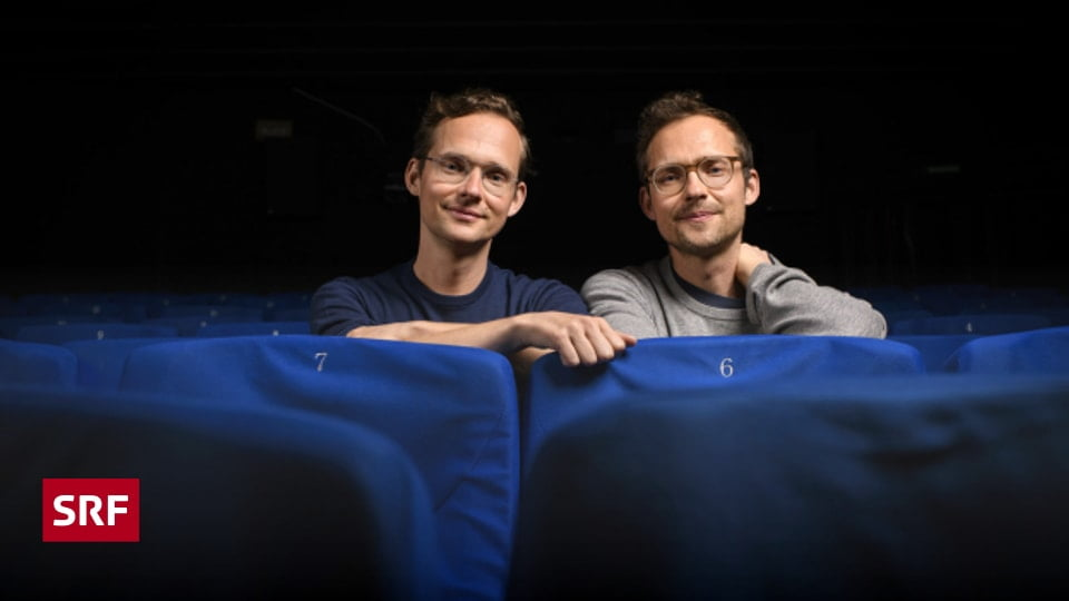 Ein leicht chaotisches Interview mit den Filmemachern aus Aarberg – Regionaljournal Bern Freiburg Wallis – SRF
