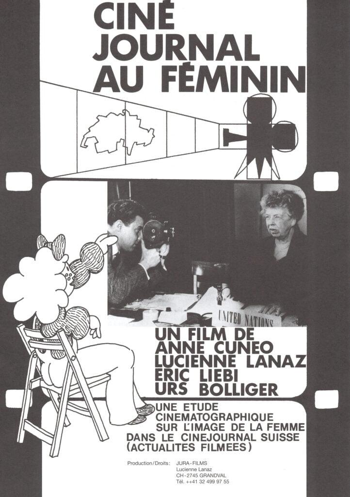 Das Bild der Frau in der Schweizer Filmwochenschau