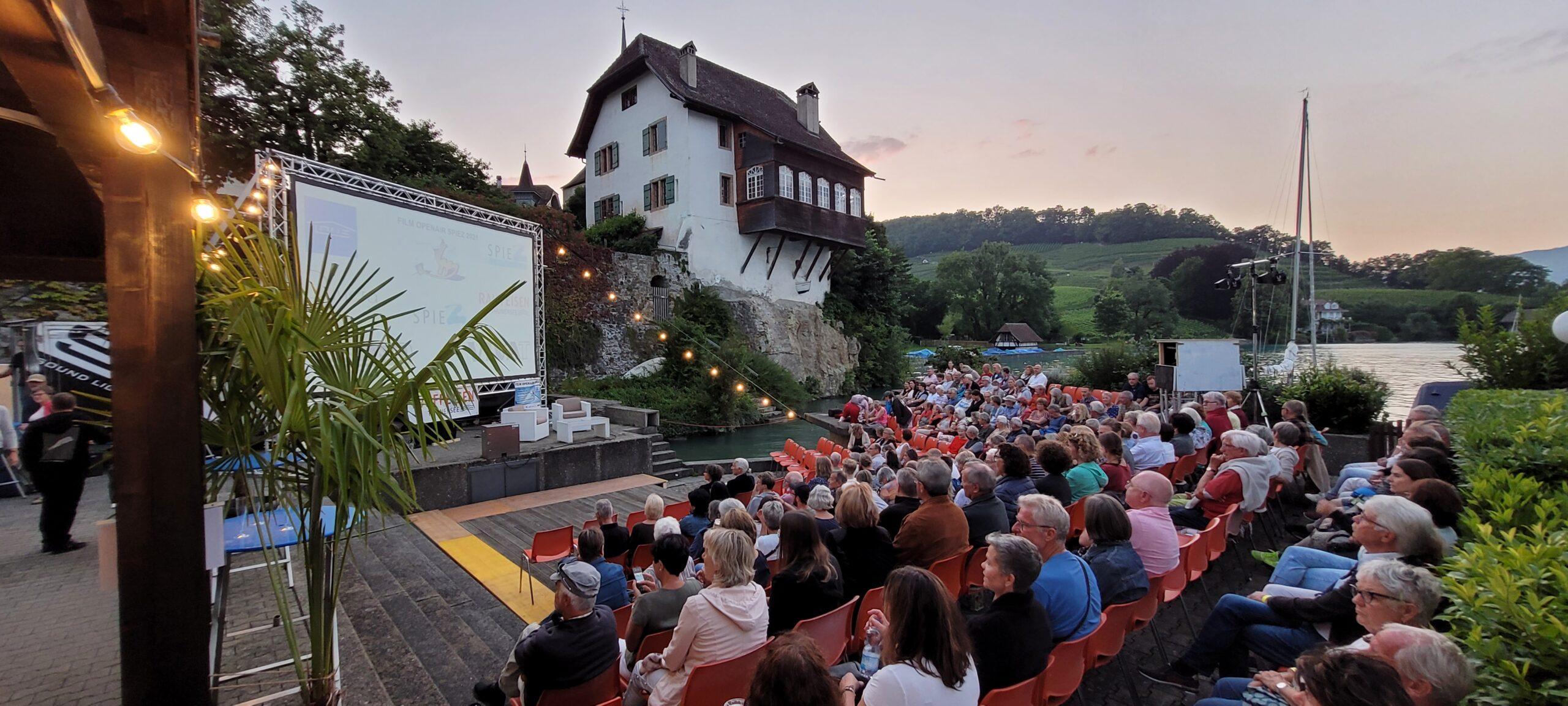 Openair Kino Spiez 2021