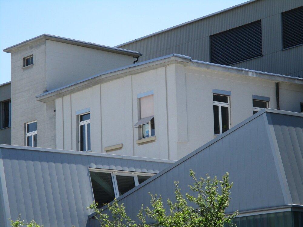 Ehemalige Wohnung in den Vidmar-Hallen