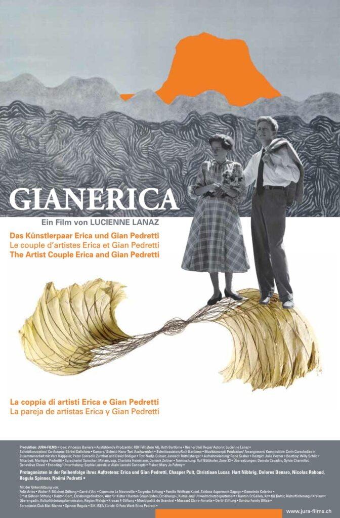 GIANERICA - von Lucienne Lanaz