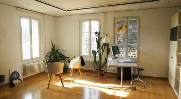 Atelier-Raum zu vermieten