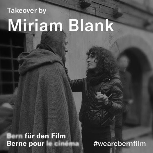 Insta – #takeover by Miriam Blank