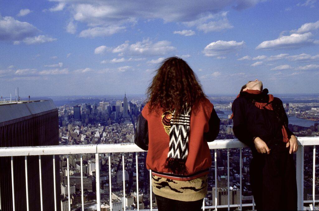 TRAP NYC 1988 von Dieter Fahrer