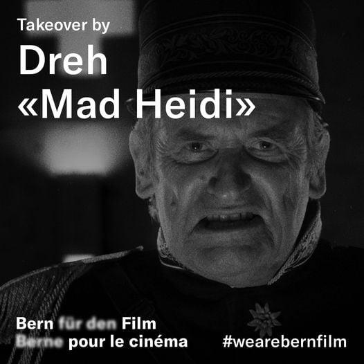Insta – #takeover by «Mad Heidi»